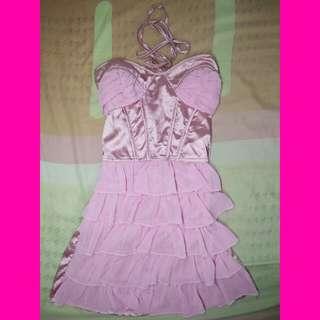 Dress Sailor Pink