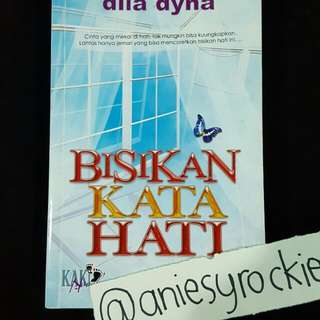 Bisikan Kata Hati (Novel Melayu)