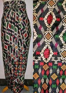 Batikwrap Skirt