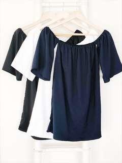 Sabrin Dress  ~ 3 Warna