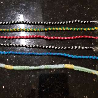 Blessing / Free Handmade Friendship Bands