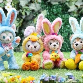 代購 9折 香港迪士尼樂園 復活節兔子