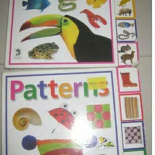 Book - 2 English Picture books for age nursery and babies