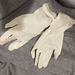 Powder Latex Surgical Gloves