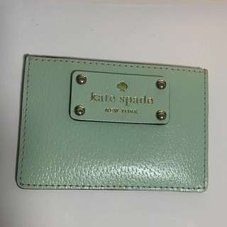 kate spade NEW YORK card holder 拼色