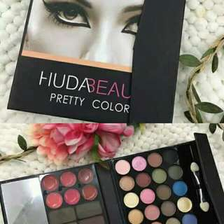 HUDA MAKE UP SET!!!