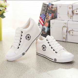 Canvas Star shoes