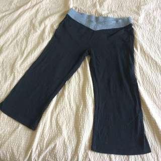 Urbane 3/4 sport yoga pants