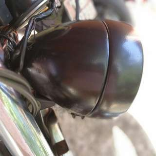 Harley Davidson Headlight