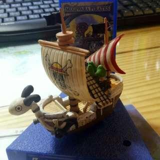 海賊王—梅莉號