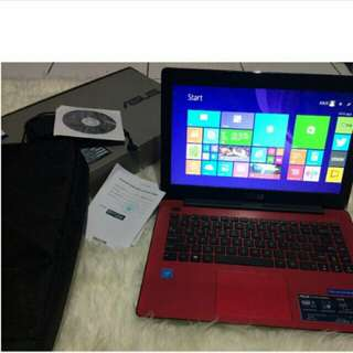 LAPTOP ASUS X453M MULUS (REPRICED)