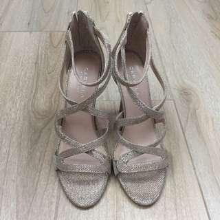 Kurt Geiger Carvela High Heels 婚鞋 高跟鞋
