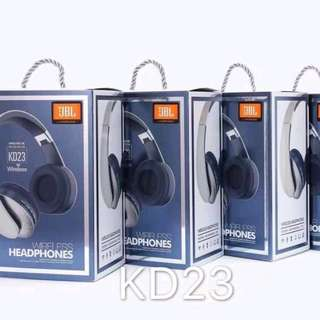 JBL wireless headphones