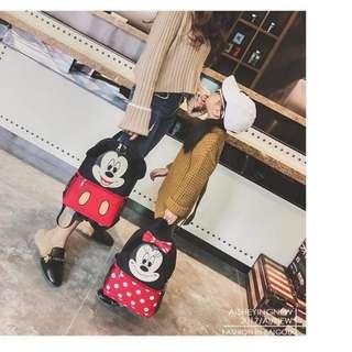 mickey mouse mini bagpack
