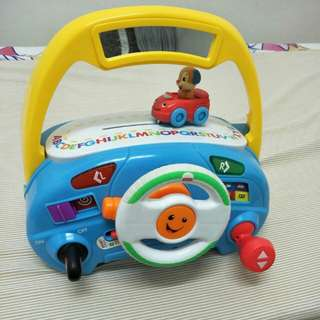 Fisher Price Musical wheels