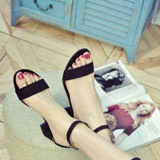 Incl Postage Ankle Strap Heels
