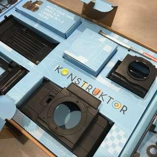 Lomography KONSTRUKTOR D.I.Y Slr Camera