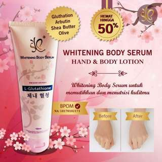 SYB Body Serum BPOM Ori