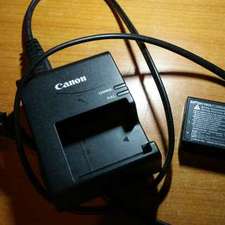 DSLR Battery with Charger
