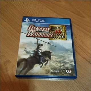 PS4 Dynasty Warriors 9 (Pre-Owned)