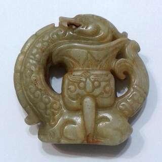 Old Jade Stone Craving