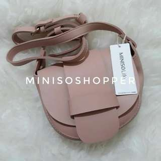 Shoulder bag by miniso