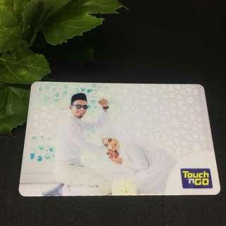 Custom Touch n Go Card