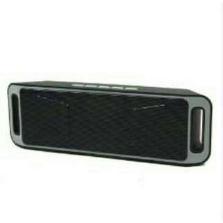 Megabass bluetooth speaker gray