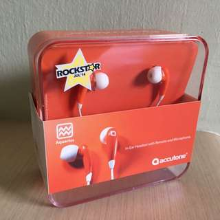 Accutone earpiece