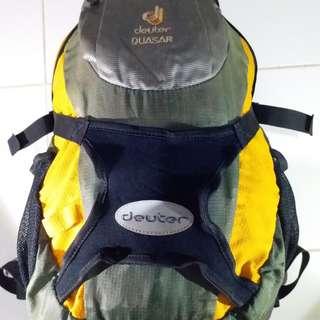 tas backpack deuter Quasar original (deuter air comfort)