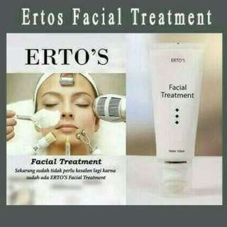 ERTOS Facial Treatment Ori