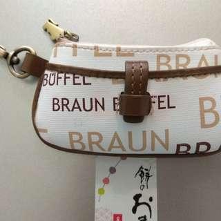 🚚 Braunbuffel小零錢包
