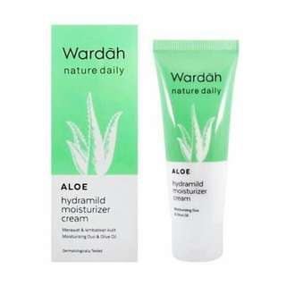 Wardah Aloe Hydramild Moisturizer Cream