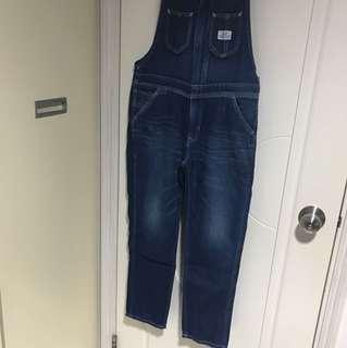 Lee日本版牛仔工人褲