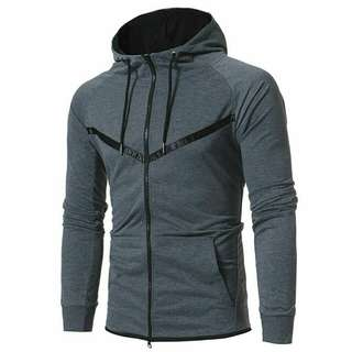 Jaket sweater seven