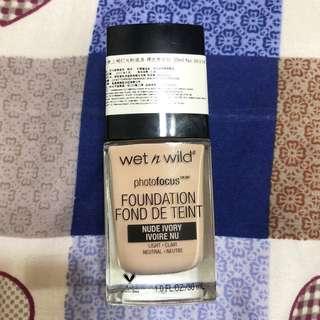 wet n wild粉底液