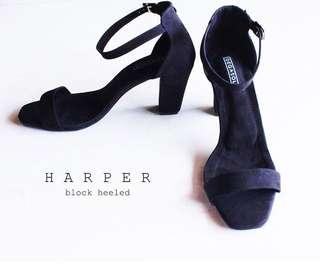 Harper Block Heel