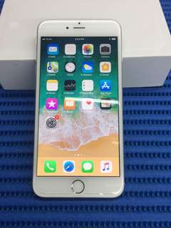 iPhone 6 Plus 16gb Silver LTE