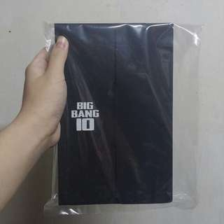 BIG BANG HARDCOVER NOTEBOOK