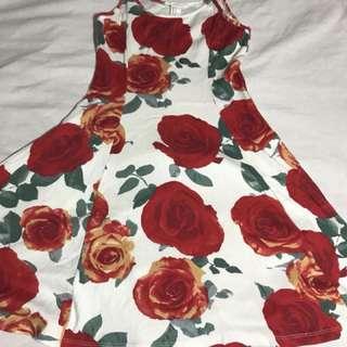 Forever21 Rose Dress