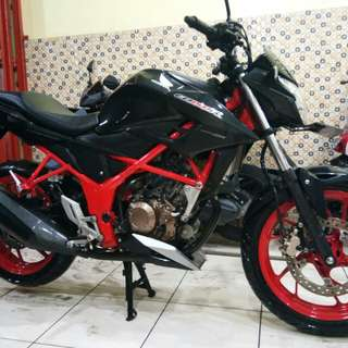 Honda CB150R se th 2017 bisa kredit Dp Dp1.5