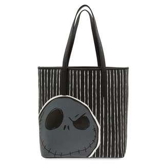 Jack Skellington Tote Bag by Loungefly