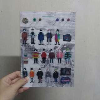 BIGBANG STICKER TYPE 1