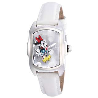 Minnie Mouse Rock the Dots Watch for Women by INVICTA - Limited Edition