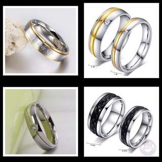 Couple Ring, Stainless steel !!