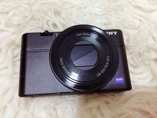 Sony Camera for sale (very good condition)