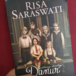 Novel danur