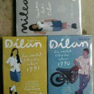 Buku bekas dan baru