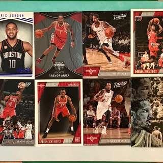 全新NBA Cards Rockets🚀🚀🚀