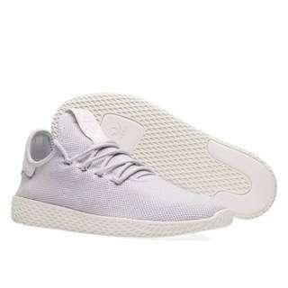 Adidas x Pharrell Williams Tennis Hu W Light Solid Grey & White